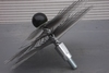 Ragebol, staal, met dubbele spiraal Ø 250 mm per stuk