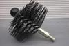 Ragebol, nylon, rond met multi spiraal Ø 120 mm per stuk